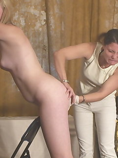 10 of Preparation for Spanking