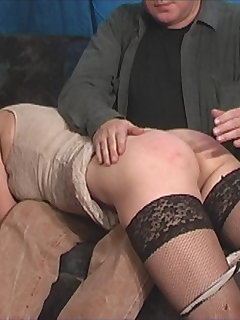 10 of Painful Spankings with Hand