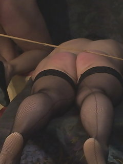 10 of Caning on the Trembling Ass