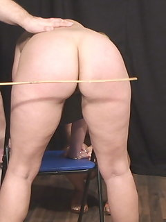 10 of Big Bum Caning