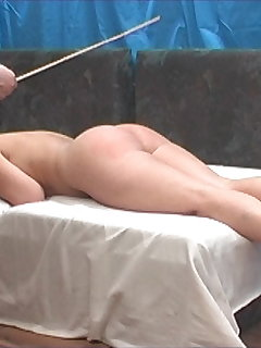 10 of Anita`s Pretty Ass Caning