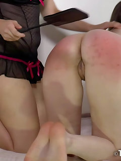 16 of Erotic Spanking of Isobel Wren