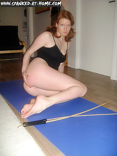 12 of Severe caning young girl