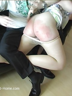 <!–-IMAGE_COUNT-–> of Hard spanked at home