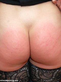 12 of Bare bottom spanking for naval officer