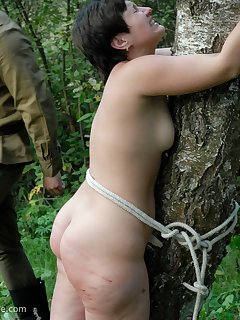 16 of Severe Corporal Punishment in an Ukrainian Forest