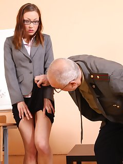 16 of Young secretary humiliated, abused and spanked