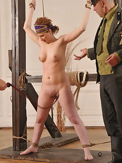16 of A whipping all over her beautiful body