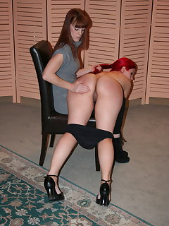 <!–-IMAGE_COUNT-–> of Mary Jane spanked and paddled