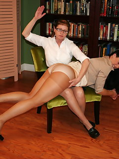 8 of Eve spanks Cheyenne Jewel