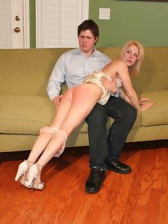 <!–-IMAGE_COUNT-–> of Rick spanks Julie