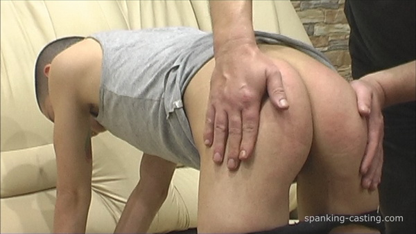 Are Spank rectal exam touching words