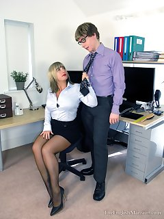 19 of Office Boy Reprimand