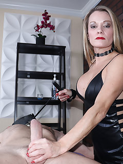 12 of Allura Skye: Mistress May I Cum?