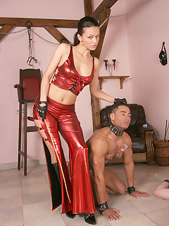 12 of SLAVES FOR MADAME KATARINA 2.