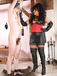 12 of MISTRESS ROUGE IN THE OWK