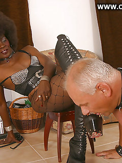 12 of SLAVES FOR MISTRESS DENETRA 1.