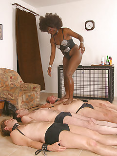 12 of SLAVES FOR MISTRESS DENETRA 2.