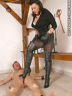 12 of LADY MARLEEN'S RED WITCH – PAINFUL CONSEQUENCE 2.