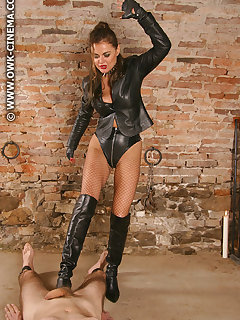 12 of IMPRISONED BY DOMINATRIX DINAH 2.