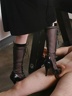 16 of Mistress tramples by heels