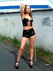 Strict mistress Stelle