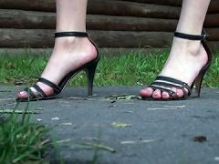 Nice Teens high heels