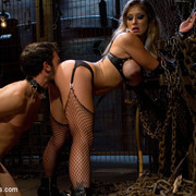 Divine Bitches - his cock tormented plus humilation