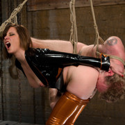 Divine Bitches - Slave was beaten and licked