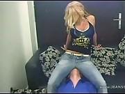 Jeans Sitting-samira