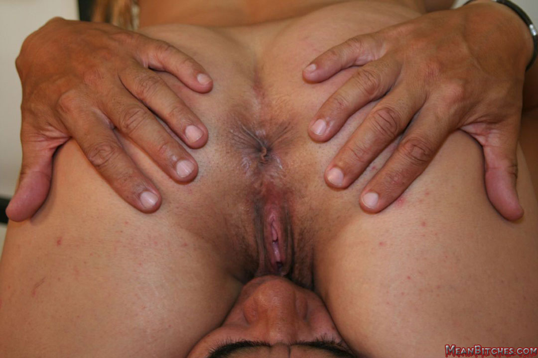 Facesitting and ass licking