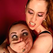 Slavegirl smothered and tormented