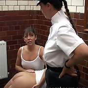 Two punished sluts