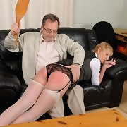 Schoolmistress was punished
