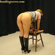 Teen girl bullwhipped and caned