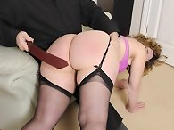Mature sluts were punished