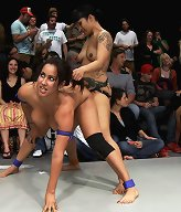 Sex round of the best Tag Team Match of the Year! Isis Love and Tia Ling lost, now they get triple teamed, DP\'s Squirting and humiliation, LIVE!