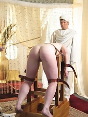 Lupus Spanking - Someone's skin butcher's daughter caned