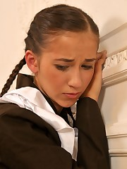 Spanked OTK be required of cheating at school