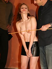 Roped added to bullwhipped brutally