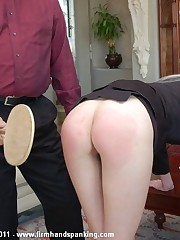 Adrienne Clouded takes 83 scanty bottom with a ping reek paddle for losing a spread round
