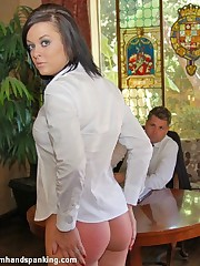 275 overcharge panties down hard also gaoling celebrates Valerie Bryant's return