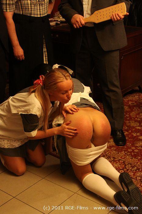 Foto spanking