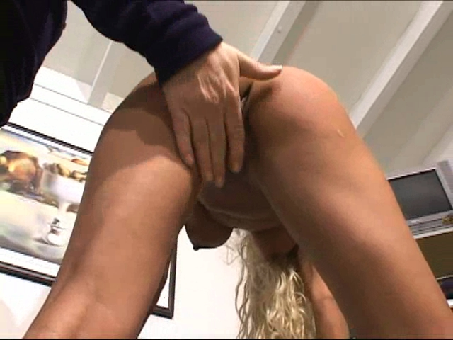 Real midget anal