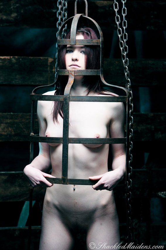 Free innocent bondage girls