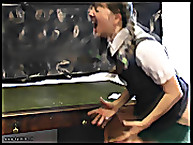 Rosaleen was severely caned