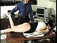 Calstar flogging. Bad secretary