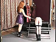 Calstar flogging. Harsh Canings