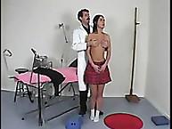 Spanking Shame. medical examination
