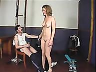 Spanking discredit. stinging spanking